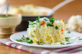 Vegetable Rice Casserole — Stock Photo