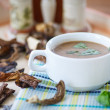 Mushroom soup — Stock Photo #40839333