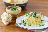 Vegetable Rice Casserole — Stock Photo