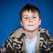 Portrait of teenage boy  — Stock Photo #41192011
