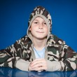 Portrait of teenage boy  — Stock Photo #41192013