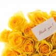 Beautiful yellow rose — Stock Photo #41347715