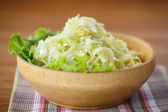 Cabbage cole — Stock Photo