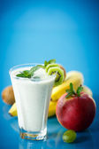 Sweet fruit smoothie — Foto Stock