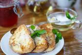 Sweet croutons — Stock Photo