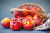 Nectarines — Stock Photo