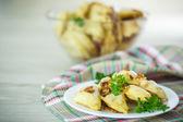 Dumplings stuffed with — Stock Photo