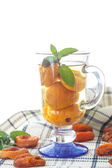 Compote with dried apricots — ストック写真