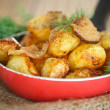 Fried potatoes — Stock Photo #51340907