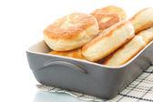 пирожки картофельные — Стоковое фото