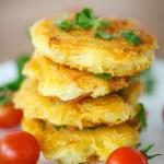Potato pancakes — Stock Photo #51593803