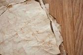 Seite Vintage Papier — Stockfoto