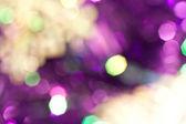 Abstract circular bokeh background — Stock Photo