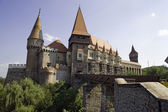 Old castle in Transylvania - Romania — Stock Photo