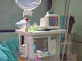 Infusione alla chirurgia — Foto Stock