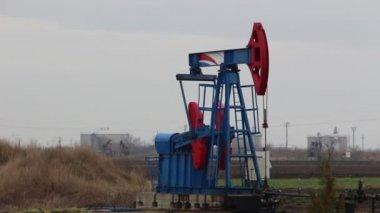 油井 — 图库视频影像