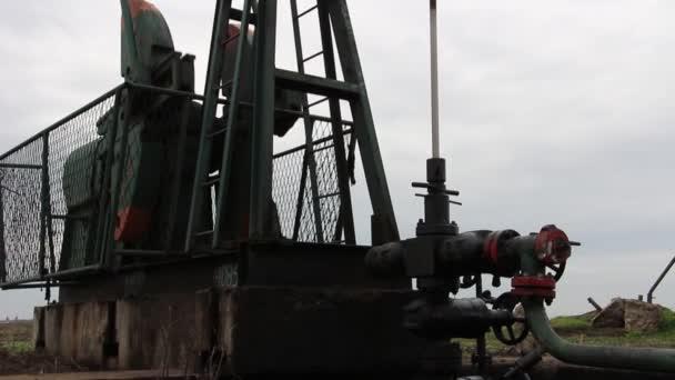 Oil wells — Vidéo