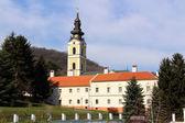 Serbian holy mountain — Stock Photo