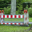 Road works  — Stockfoto