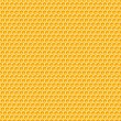 Honeycomb seamless background — Stock Photo