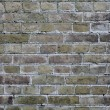 Old brick wall texture or background — Stok fotoğraf