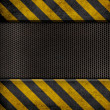 Industrial metal template background — Stock Photo