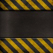 Industrial metal template background — Stock Photo #16759809