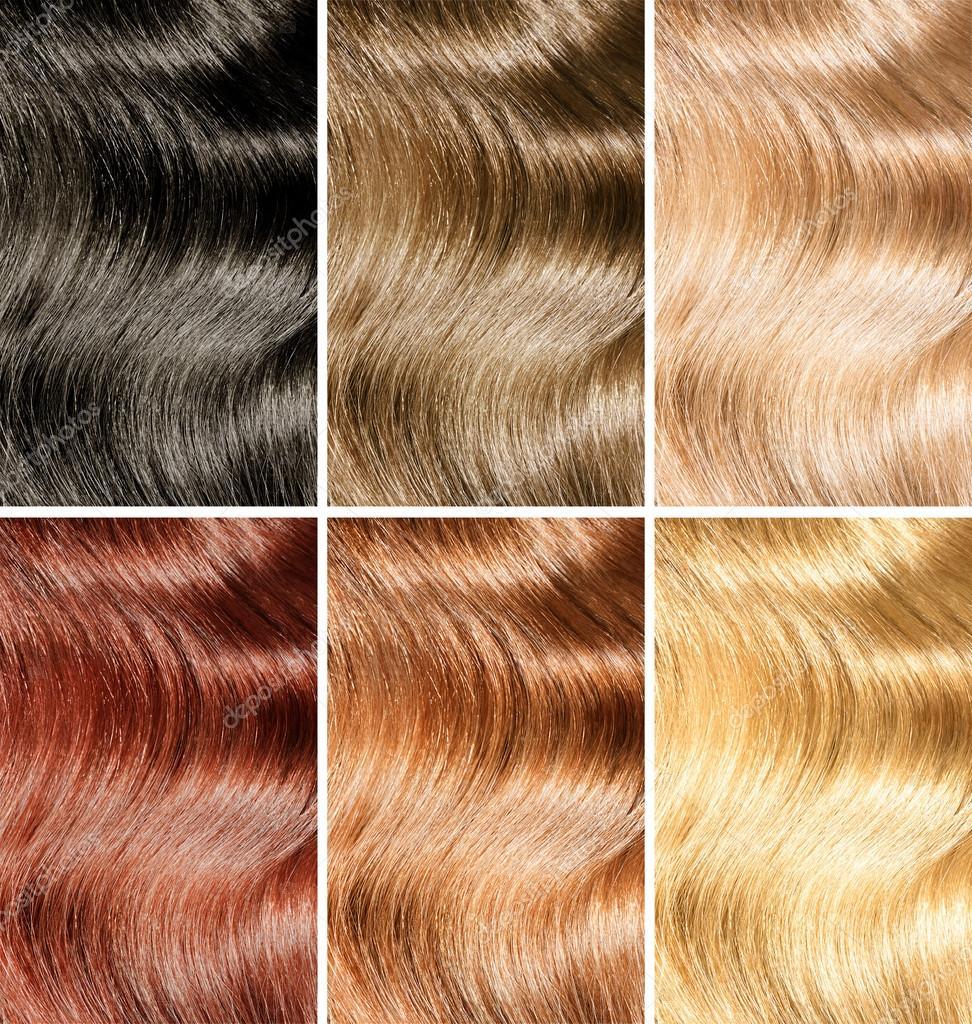 Краски для волос коричневый цвет фото