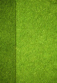 Miniature golf field top view background — Stock Photo