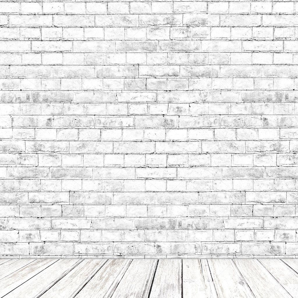 Bedden met stenen muur achtergrond inspiratie het beste interieur - Witte muur kamer ...