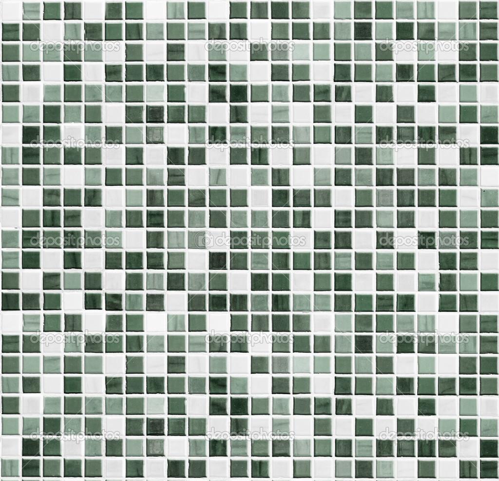 Azulejos Baño Verdes:Mosaic Tile Bathroom
