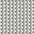 Stock Photo: Wickerwork metal pattern background