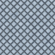 Diamond Plate seamless Texture - Stock Photo