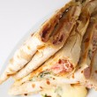 Piadina sandwich — Stock Photo
