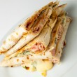 Piadina sandwich — Stock Photo #21294605