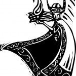 Постер, плакат: Norse God Loki