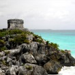Tulum MayRuins — Stock Photo #24560355