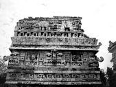 Chichen Itza Mayan Ruins Nunnery — Stock Photo