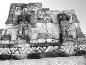 Mayan Reliefs Kabah — Stock Photo