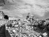 Edzna Mayan Ruins — Stock Photo