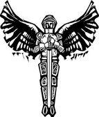 Michael Archangel — Stock Vector