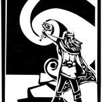 Постер, плакат: Norse God Thor
