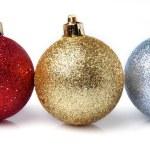 Christmas balls — Stock Photo #14978925