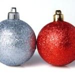 Christmas balls — Stock Photo #14979175