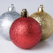 Christmas balls — Stock Photo #14979327