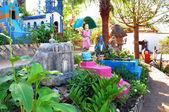 Cemitério mexicano — Fotografia Stock