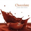 Постер, плакат: Chocolate Splash