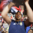 Egyptian revolution — Stock Photo