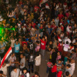Egyptian revolution the biggest in the history of mankind — Stock Photo
