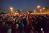 Egyptian revolution — Stock Photo
